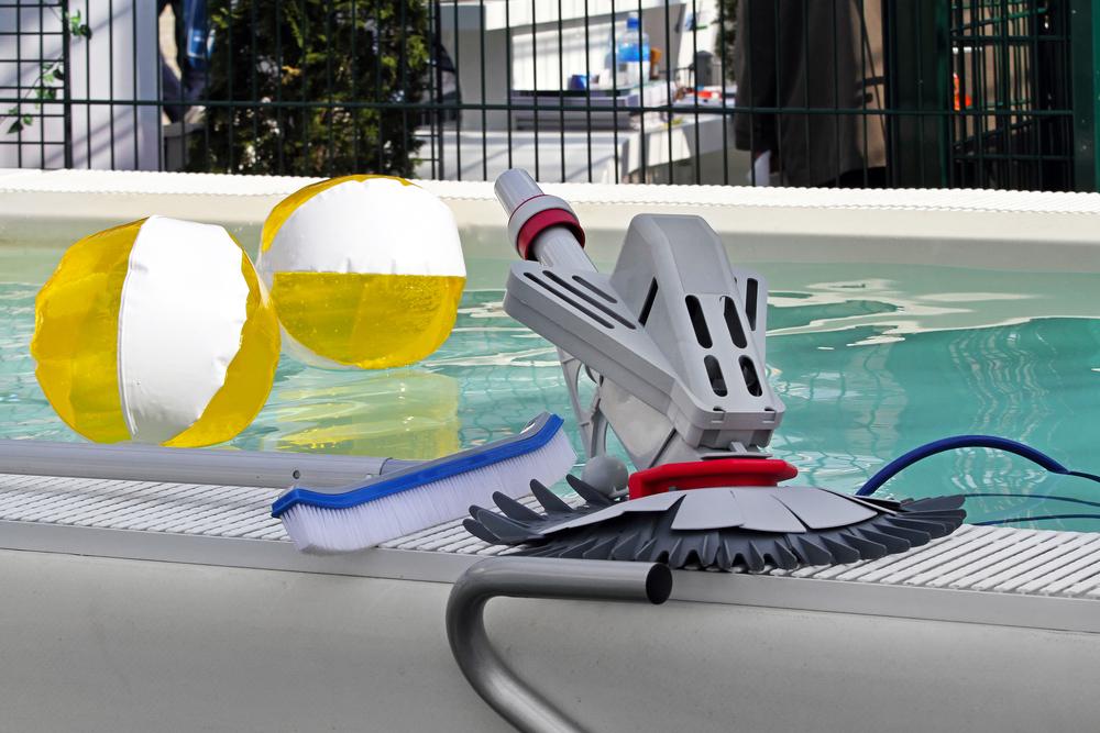 רובוט לניקוי הבריכה הביתית
