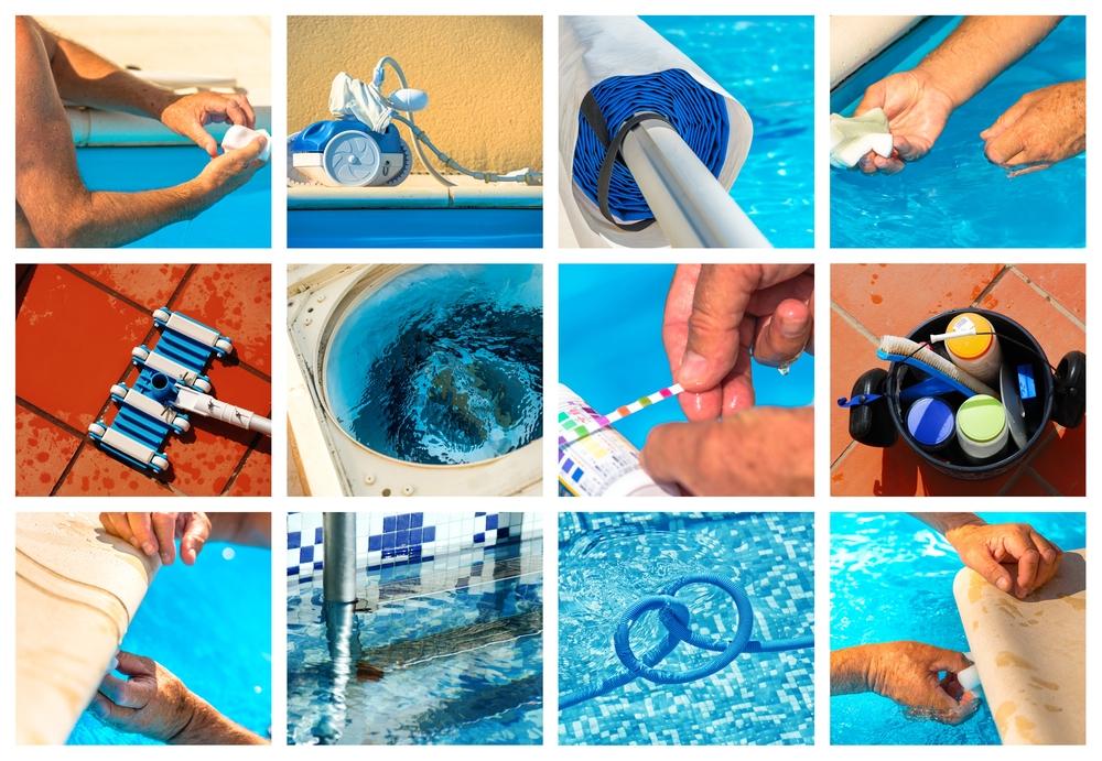 ציוד לבריכות שחיה ביתיות - pool-guy