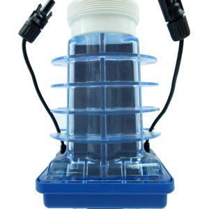 אלקטרודה תא אלקטרוליזה 3 פלטות למכשיר מלח D3