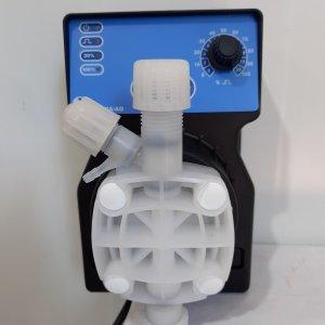 משאבת מינון ליטר 5-7 etatron לכלור/חומצה