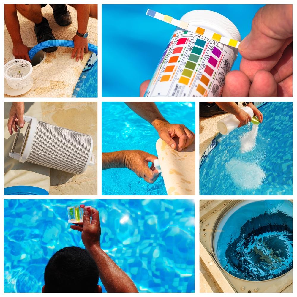 אביזרים וציוד לבריכות שחייה